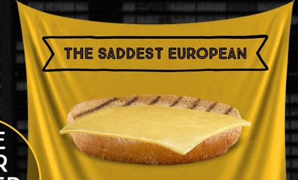 el europeo más triste hambuerguesa