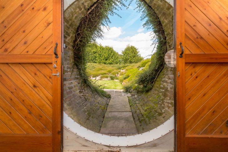 hobbit jardin casa