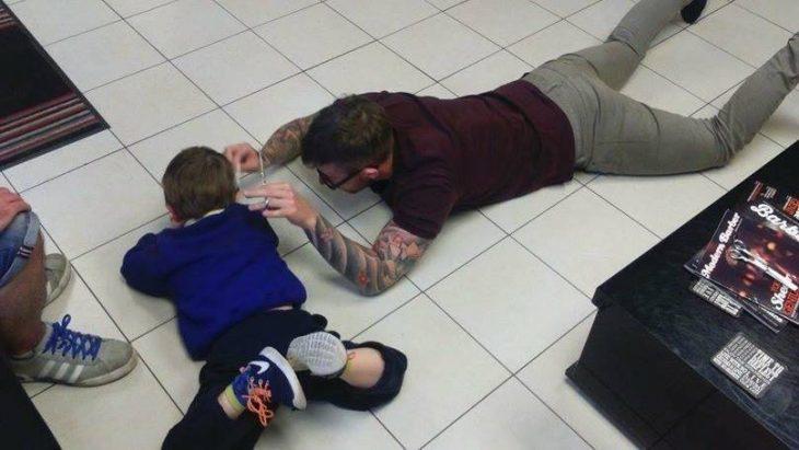 barbero niños autismo