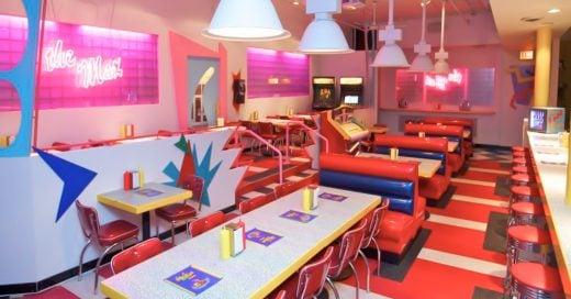 COVER Épico restaurante recrea la cafetería de Salvados por la campana