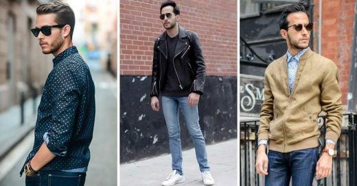 COVER 10 estilos y combinaciones al vestir que todo hombre debe conocer