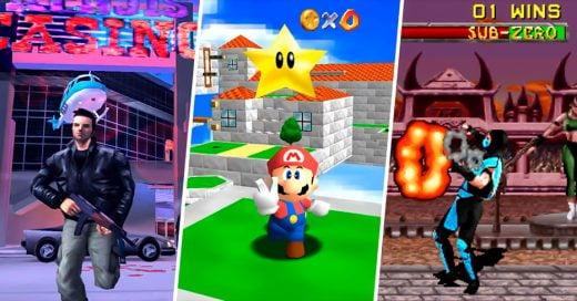 COVER 50 mejores videojuegos, según Time