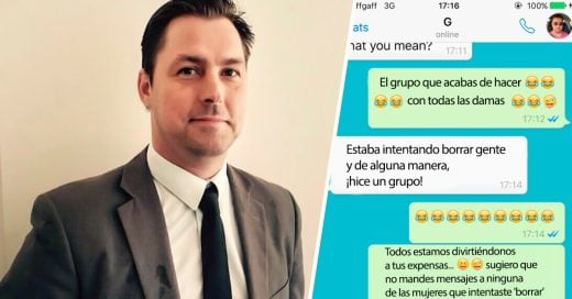 COVER Agrega accidentalmente a 250 novias a grupo de watsapp