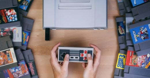 COVER Analogue Nt mini, la consola que hace funcionar los cartuchos de NES