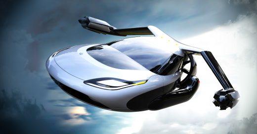 COVER Auto volador listo para operar