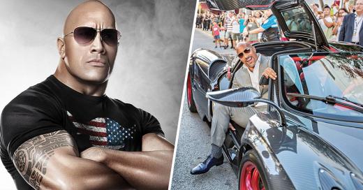 COVER Dwayne 'The Rock' Johnson es el actor mejor pagado en el mundo
