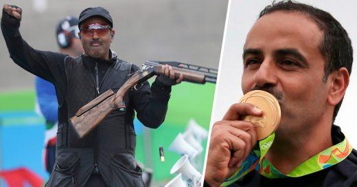 COVER El militar que ganó el oro en los Juegos Olímpicos el primer atleta sin bandera