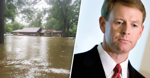 COVER Inundación destruye la casa