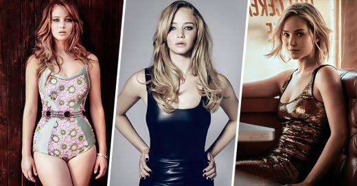 COVER Jennifer Lawrence se convierte en la actriz mejor pagada