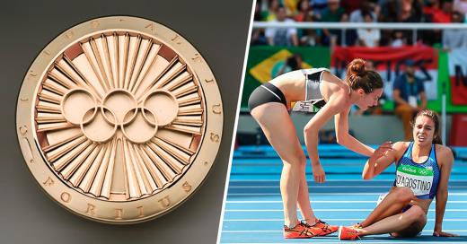 COVER La medalla más valiosa de las olimpiadas2