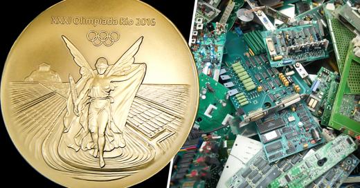 COVER Las medallas de Tokio 2020 serán fabricadas con basura electrónica