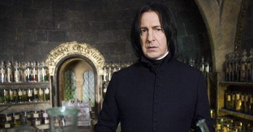 COVER Mensaje oculto de Snape a Harry Potter
