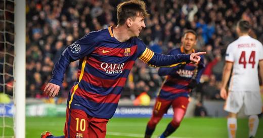 COVER Messi Gol del año