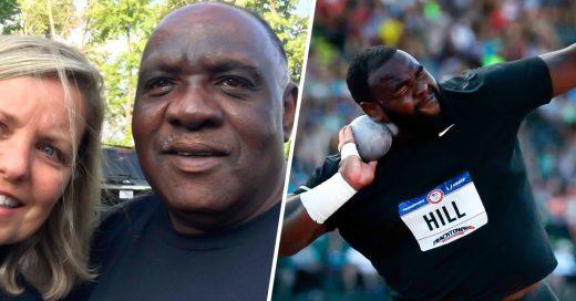 COVER Se entera que su chofer de Uber es padre de un atleta y lo manda a Rio