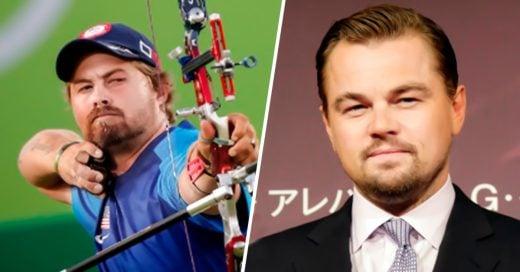 COVER Todos aseguran que Leonardo DiCaprio está participando en los Juegos de Río