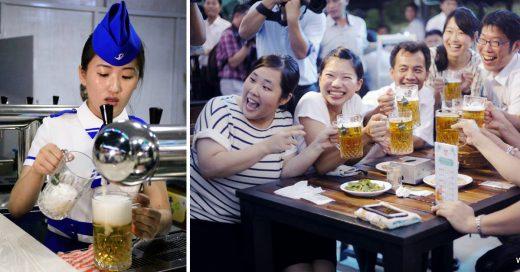 Corea del Norte celebra su primer Festival de la Cerveza; quiere competir contra el Oktoberfest