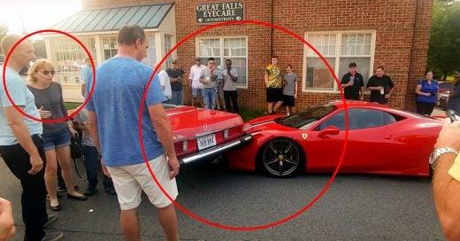 Cover-Esta-mujer-se-quiso-estacionar-¡y-se-subio-a-un-Ferrari-de-300-mil-dolares!