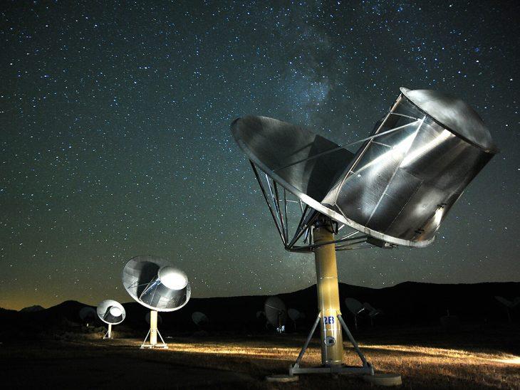 Aparatos del SETI