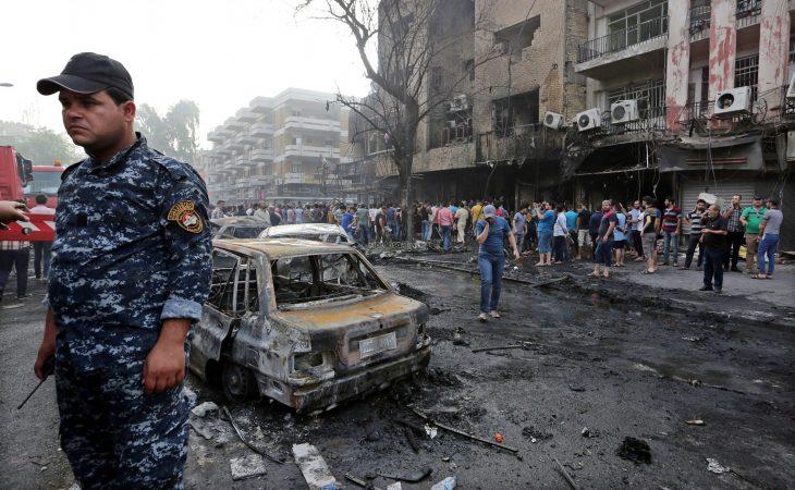 ataque irak