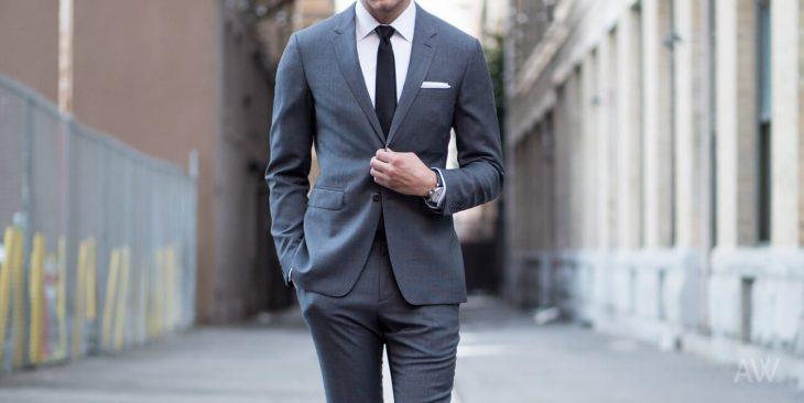 corbata recta