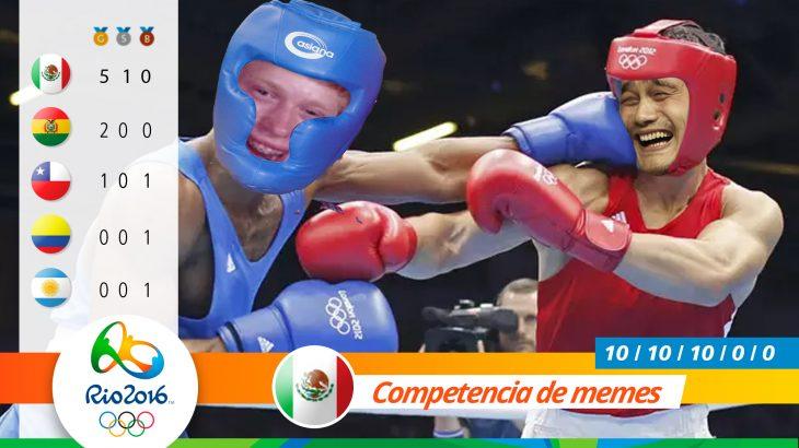 Meme olimpiadas