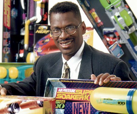 lonnie johnson supersoaker