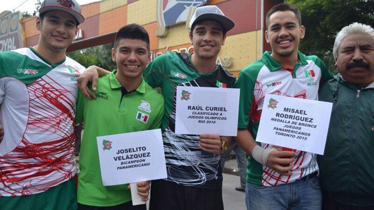 Boxeadores mexicanos en Río 2016
