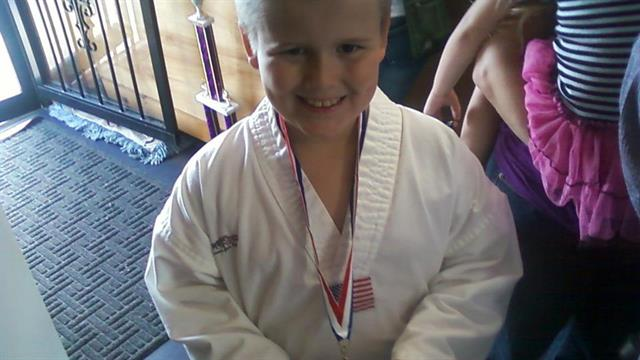 niño karate