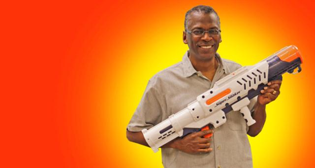 supersoaker inventor