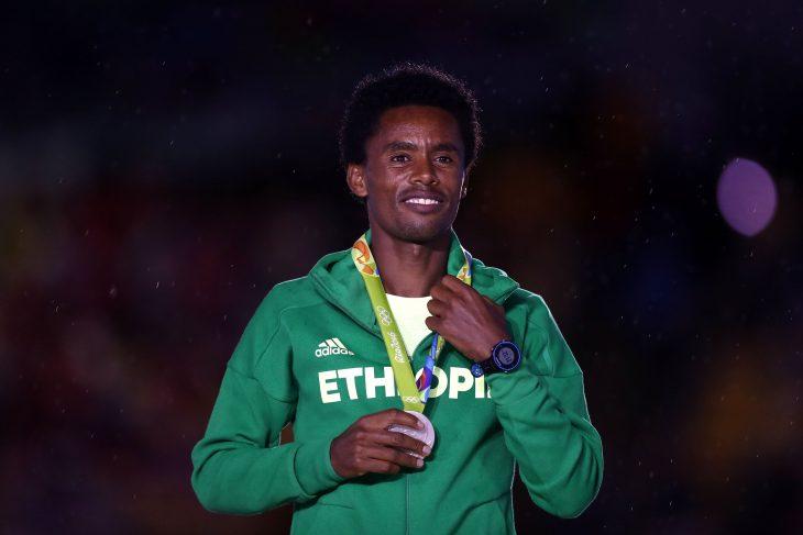 oromo competencia medalla