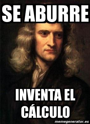 newton meme