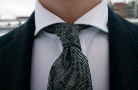 telas de corbatas