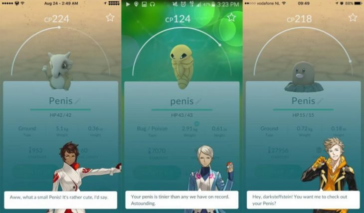 pokemon penis