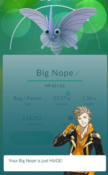 nope pokemon