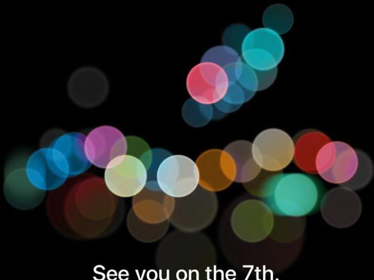 iphone7 invitacion
