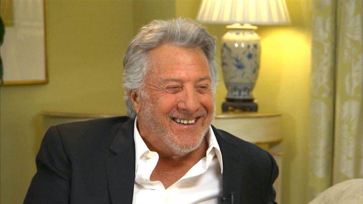 Dustin Hoffman en entrevista