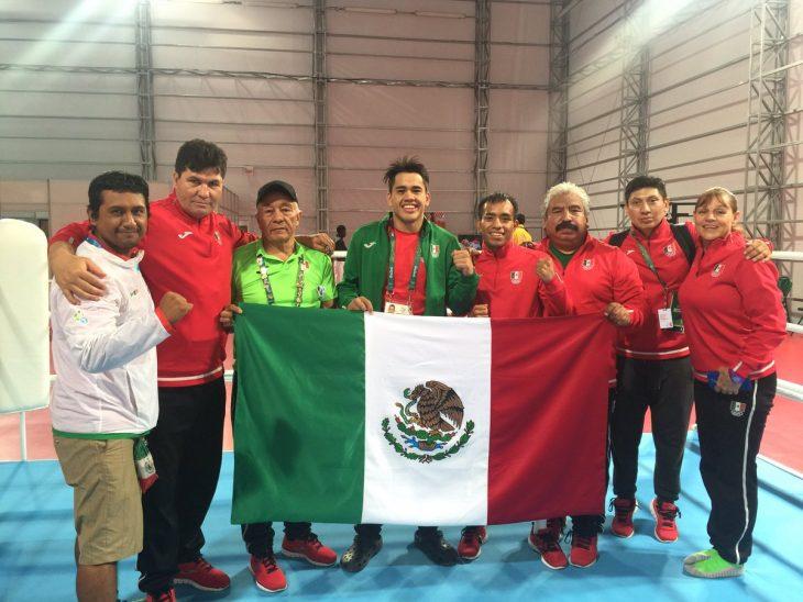 Deportistas mexicanos en Río 2016