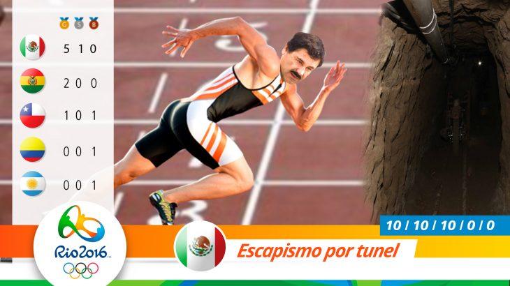 Meme olimpiadas 4