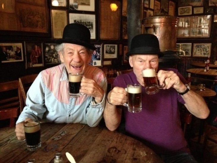 abuelo cerveza