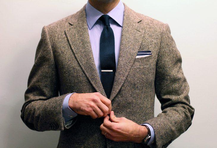 clip de corbata