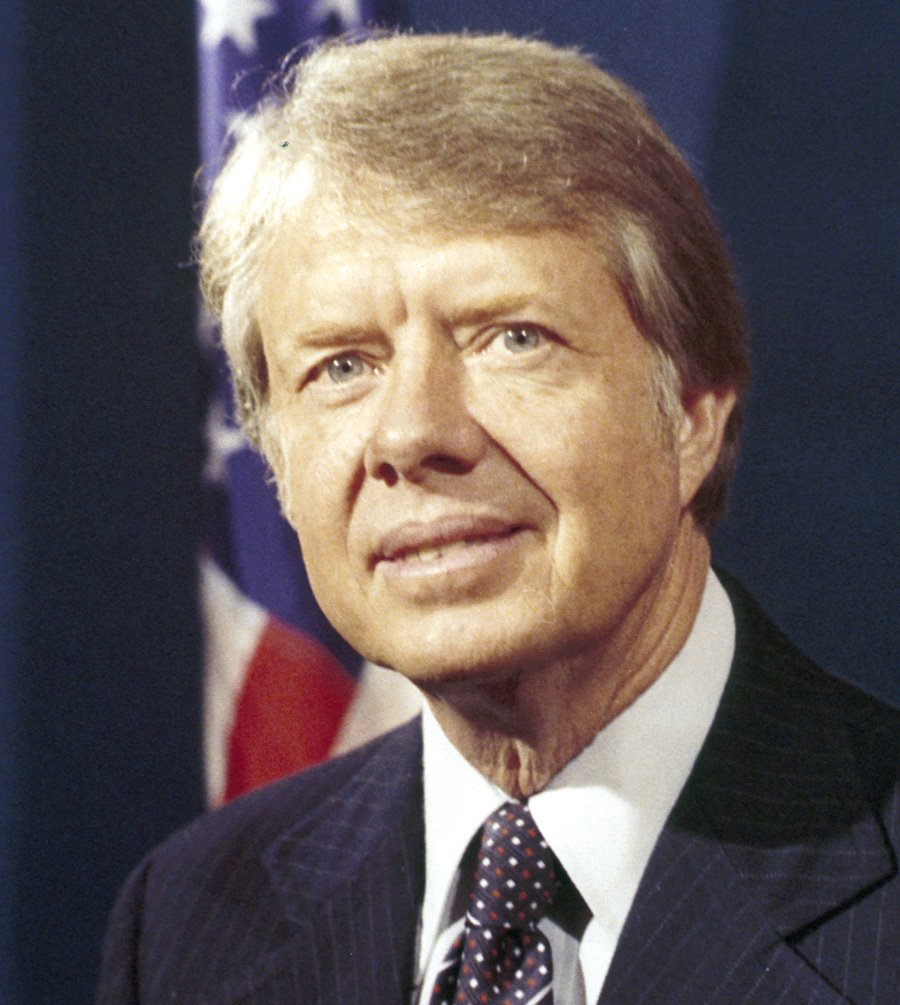 Jimmy Carter 39th President of the United States In office January 20 1977 January 20 1981 Vice President Walter Mondale Preceded by Gerald Ford