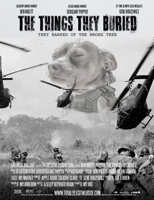 cartel perro