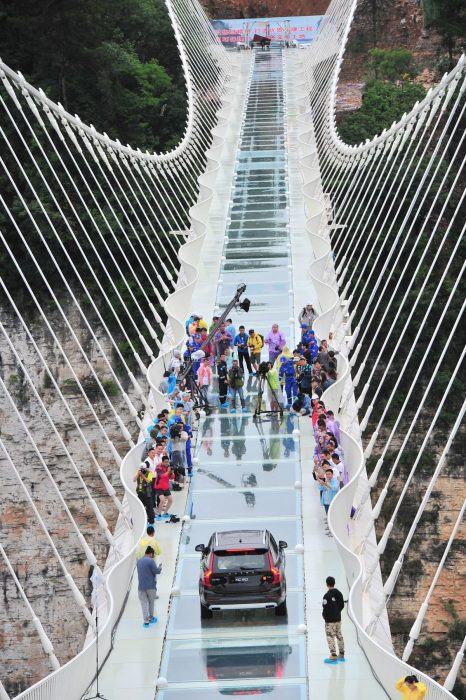 puente cristal china