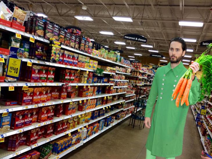 zanahorias leto