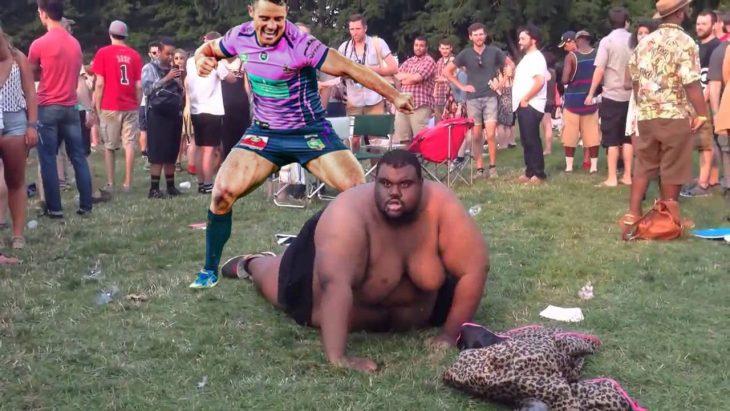 violencia rugby