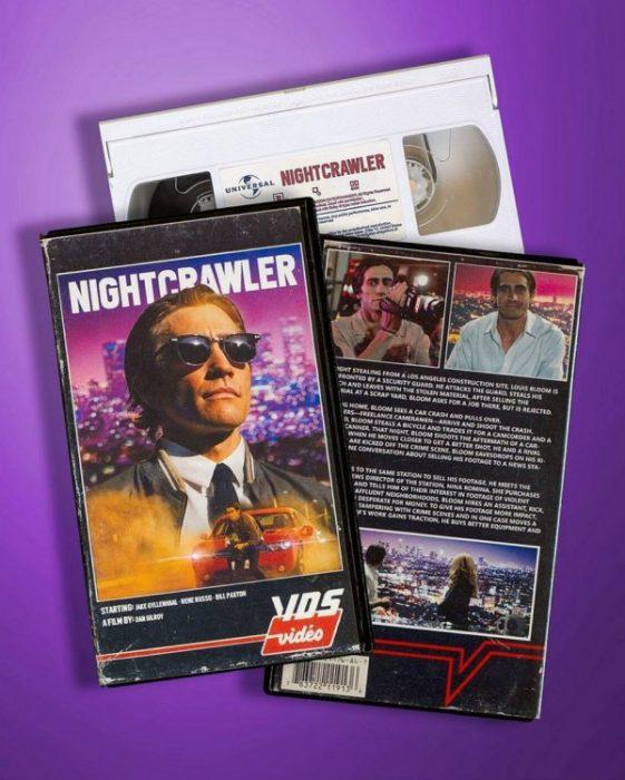 nightcrawler vhs