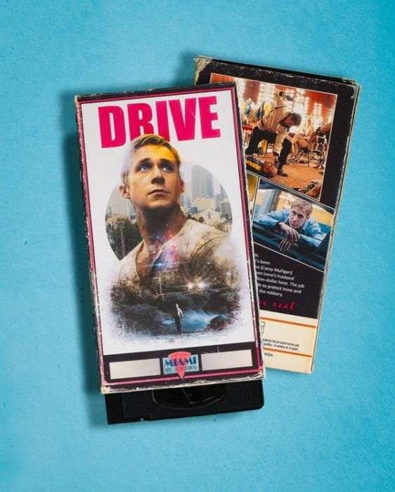 drive vhs