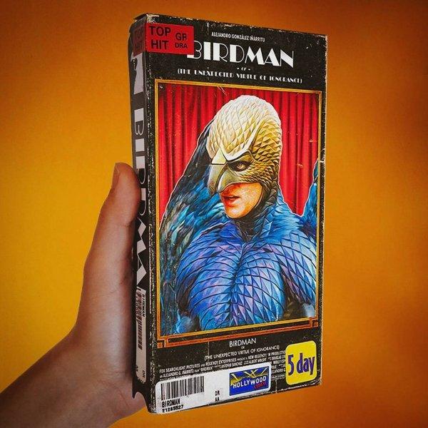 birdman vhs