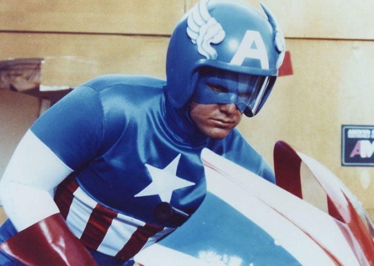 capitan america 1970