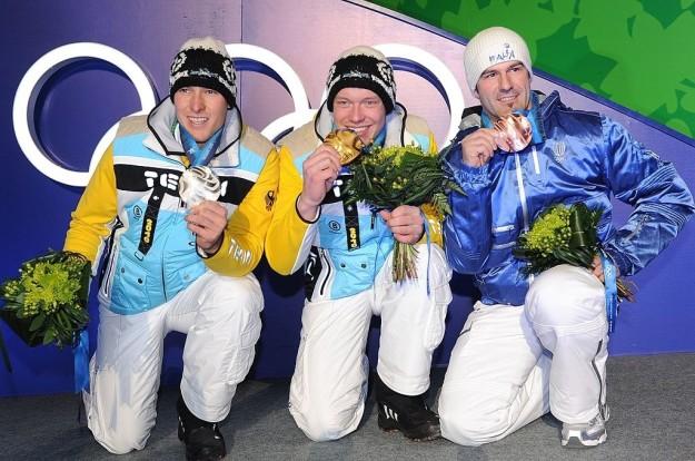 alemanes podio 2010